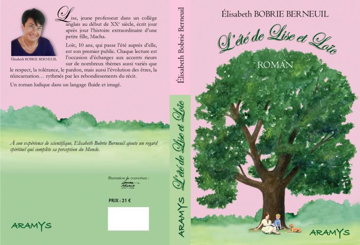 Vision du jardin (tome 1) : L'été de Lise et Loïc